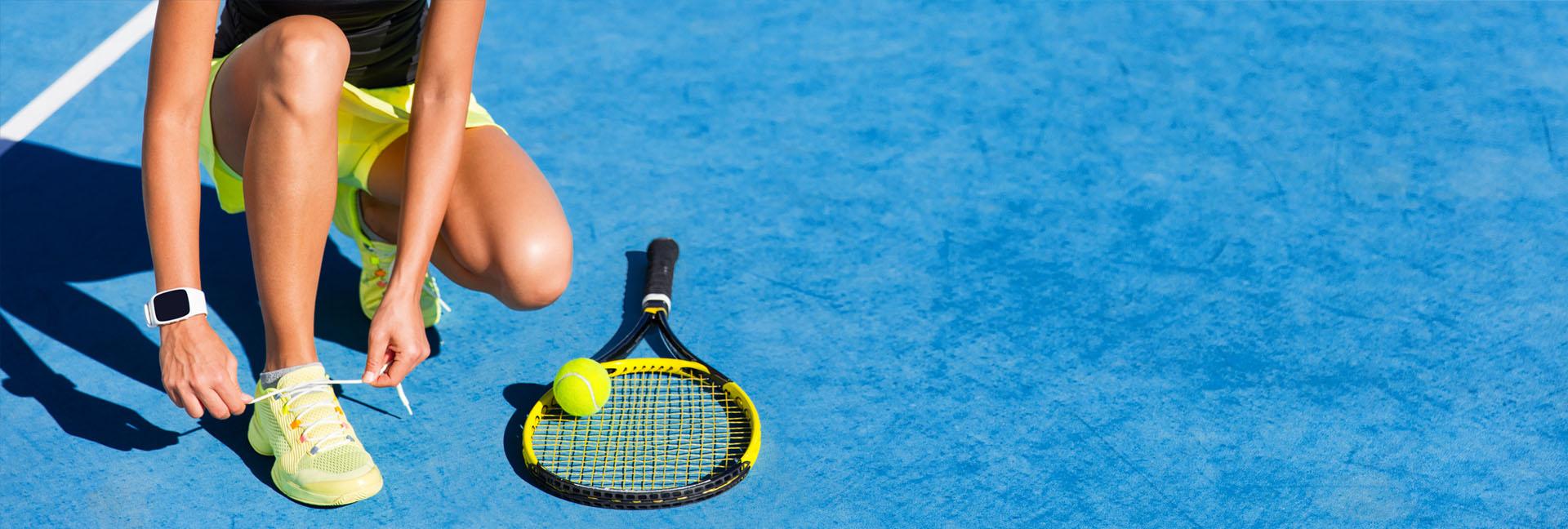 Ernährung für Freizeitsportler, Tennis