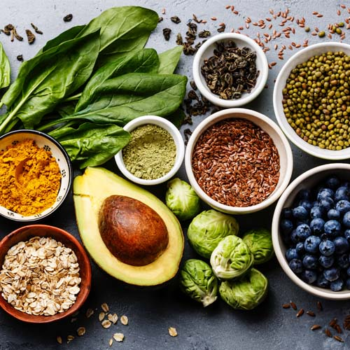 Nahrungsfasern – Alles Gute für Ihren Bauch